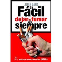 libro para dejar de fumar es fácil dejar de fumar siempre